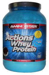 Aminostar Actions Whey Protein 65 ─ 2000 g