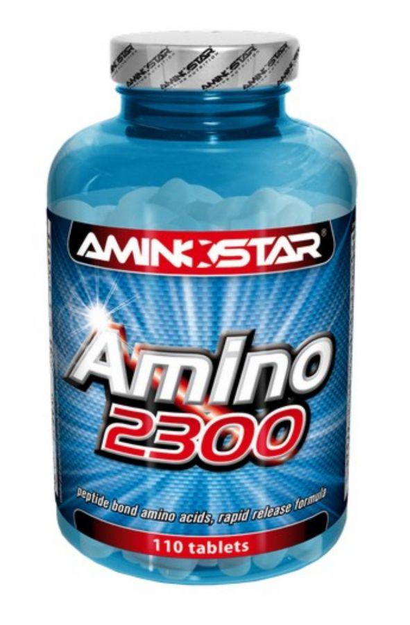 Aminostar Amino 2300 - 110 tablet
