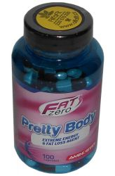 Aminostar FatZero Pretty Body 100 Kapseln