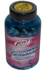Aminostar Fat Zero ThermoGenius Fat Reducer 90 kapslí