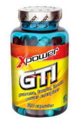 Aminostar Xpower GTI 120 Kapseln