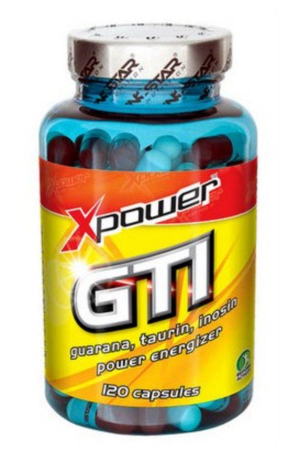 Aminostar Xpower GTI 120 kapslí