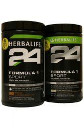 SET 2x Herbalife H24 Formel 1 Sport 780 g