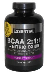 PROM─IN Essential BCAA 2:1:1 + Nitric Oxide 240 Kapseln