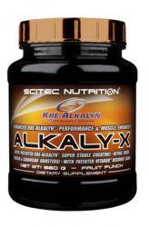 Scitec Alkaly-X 660 g ─ Geschmack Blutorange
