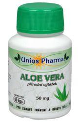 Unios Pharma Aloe Vera 50 mg ─ 60 Kapseln