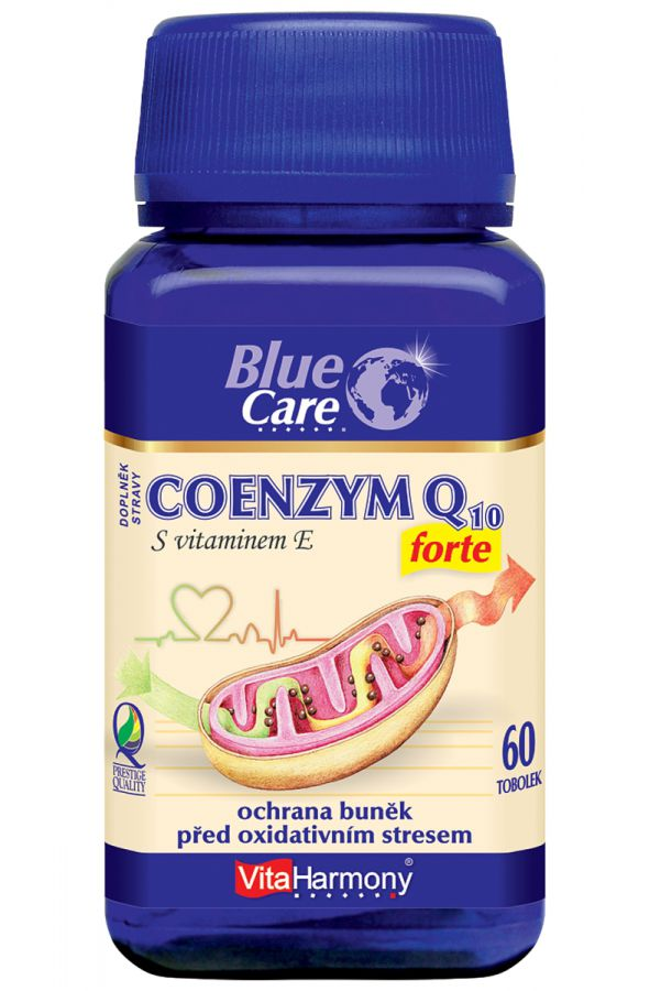 Coenzym Q10 Forte 60 tobolek