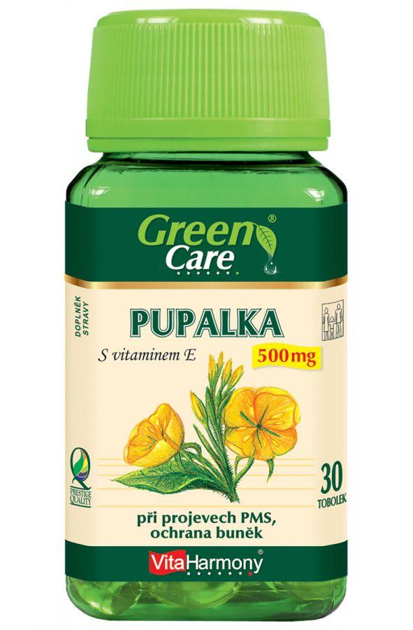 VitaHarmony Pupalka 500 mg - 30 tobolek