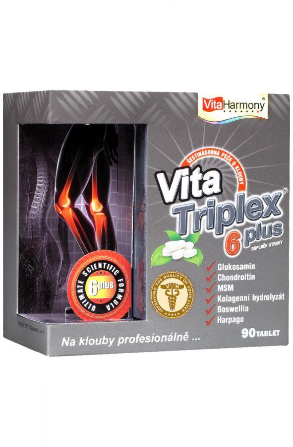 VitaHarmony VitaTriplex 6 plus - 90 tablet