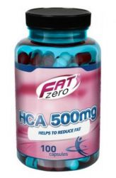 Aminostar Fat Zero HCA 500 mg 100 Kapseln