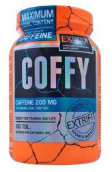 Extrifit Coffy Stimulant 200 mg ─ 100 Tabletten