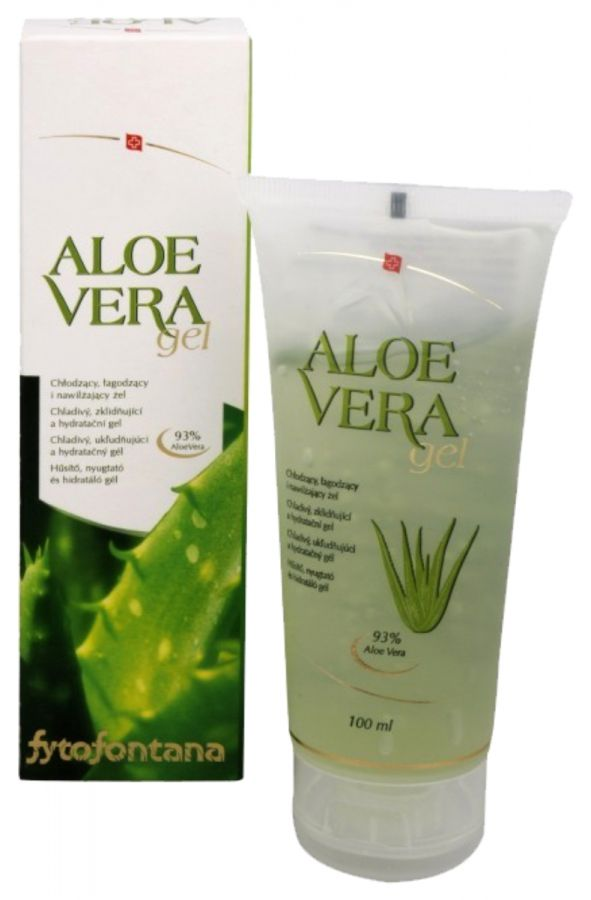 Herb-pharma Aloe vera gel 100 ml