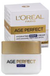L'Oréal Paris Age Perfect Nacht Feuchtigkeitspflege 50 ml
