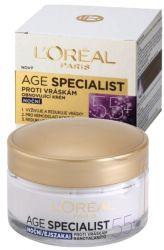 L'Oréal Paris Age Specialist 55+ Nacht Anti-Falten-Creme 50 ml