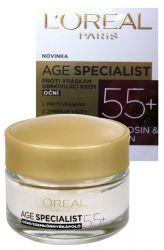 L'Oréal Paris Age Specialist 55+ Augen Anti-Falten-Creme 15 ml