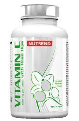 Nutrend Vitamin C mit Hagebutten 100 Tabletten