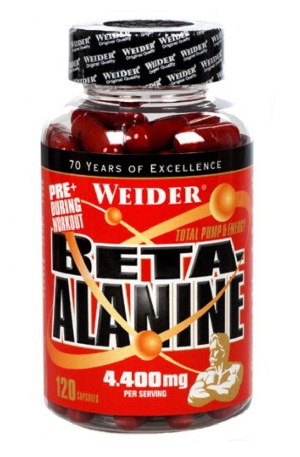 Weider Beta-Alanine 120 tablet