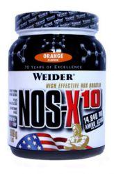 Weider NOS-X 10
