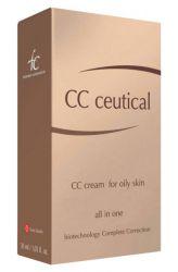 Herb─pharma CC Ceutical Creme für fettige Haut 30 ml
