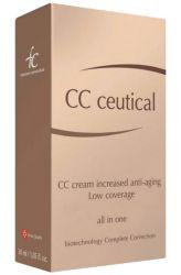 Herb─pharma CC Ceutical Pharmazeutische Creme mit einem intensiven Anti-Falten-Wirkung 30 ml