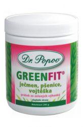 Dr. Popov GreenFit Pulver aus grünen Triebe 200 g