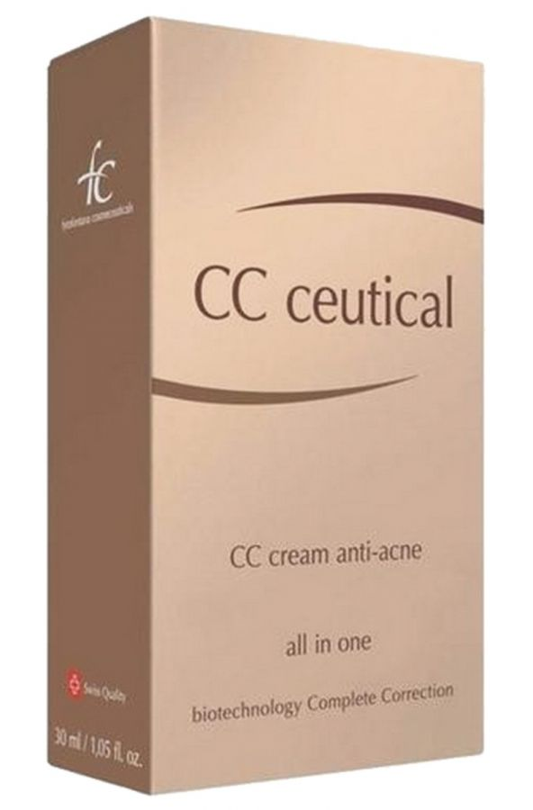 Herb-pharma CC Ceutical cream anti-acne 30 ml