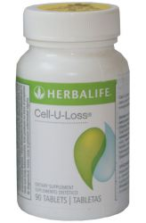 Herbalife Cell─U─Loss 90 Tabletten─ USA import