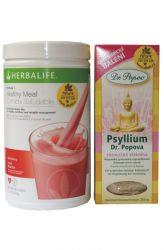 Herbalife Formule 1 koktejl 750 g + Psyllium 200 g