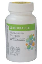 Multivitamin Complex 90 Tabletten ─ USA import
