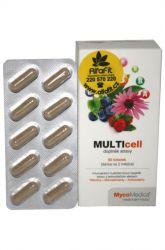 MycoMedica MULTIcell 60 Kapseln